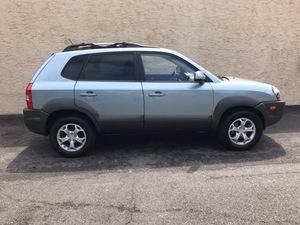 2009 Hyundai Tucson SE 4dr SUV 4WD (2.7L 6cyl 4A)