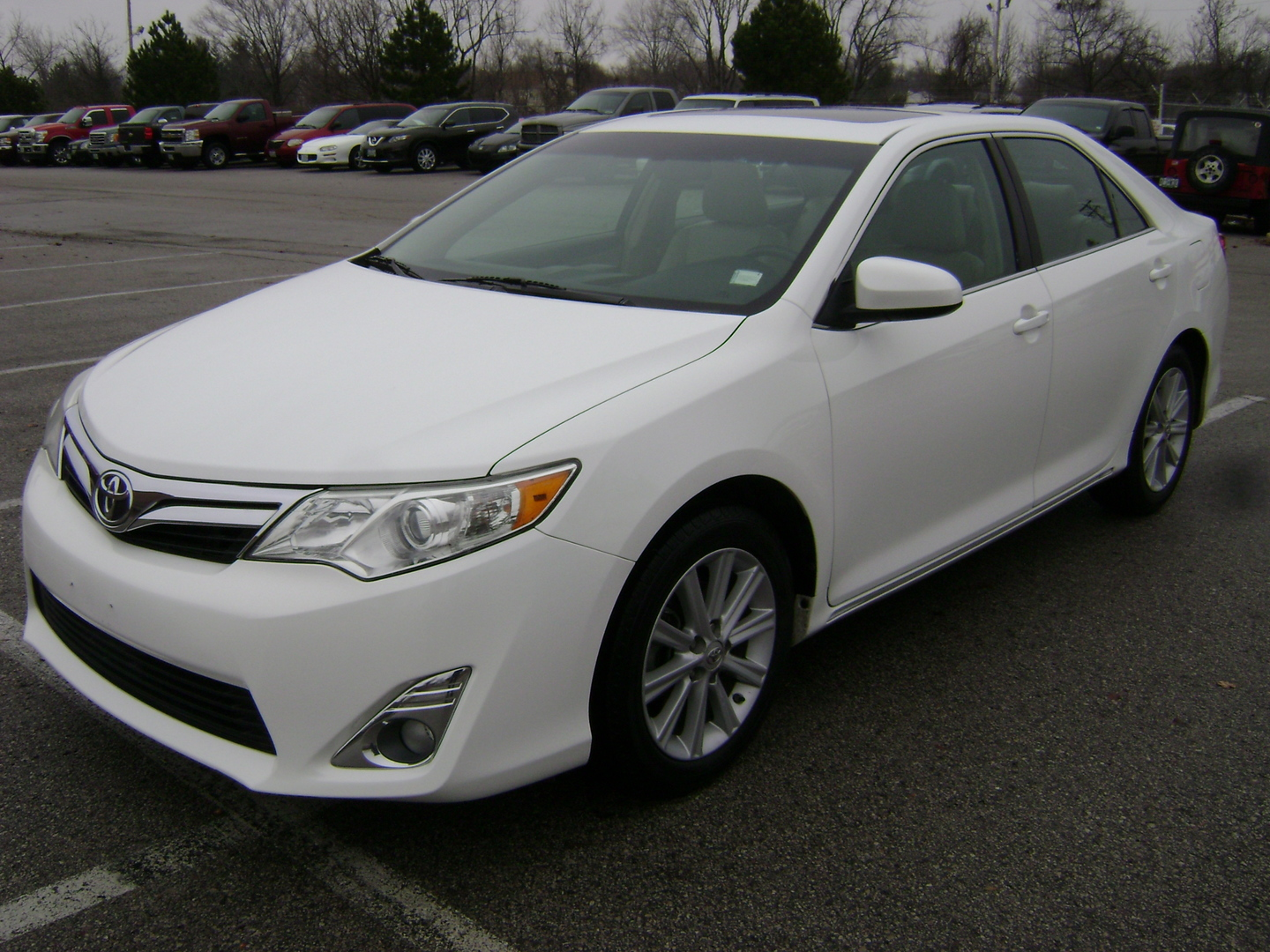 buy 2012 toyota camry florissant mo hart automotive. Black Bedroom Furniture Sets. Home Design Ideas