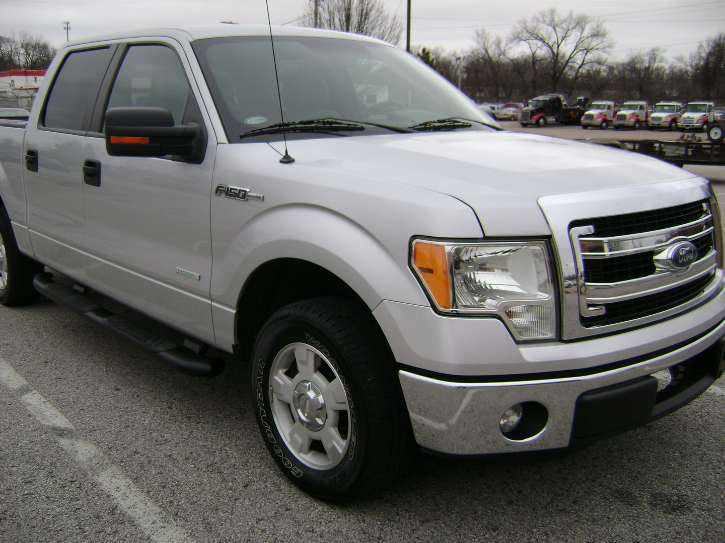 buy 2013 ford f150 super crew cab florissant mo hart automotive. Black Bedroom Furniture Sets. Home Design Ideas