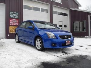 2010 Nissan Sentra Sentra SR 4 dr