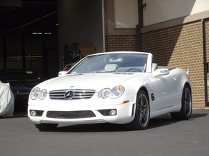 2005 Mercedes-Benz SL-Class SL65 AMG 2dr Convertible (6.0L 12cyl Turbo 5A)