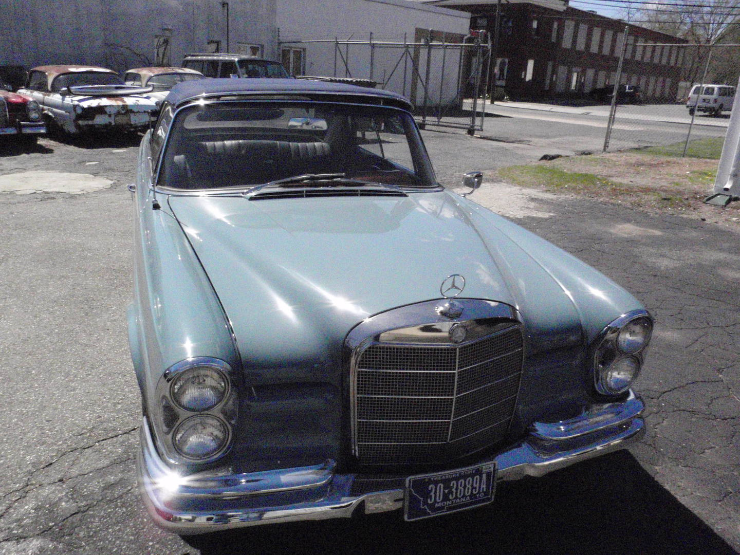 buy 1963 mercedes benz 220 se weston ma weston