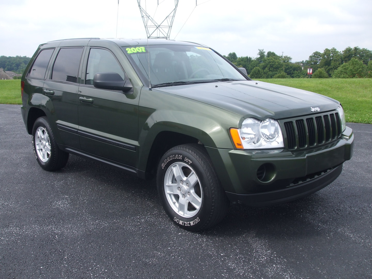 Buy 2007 Jeep Grand Cherokee Mechanicsburg PA