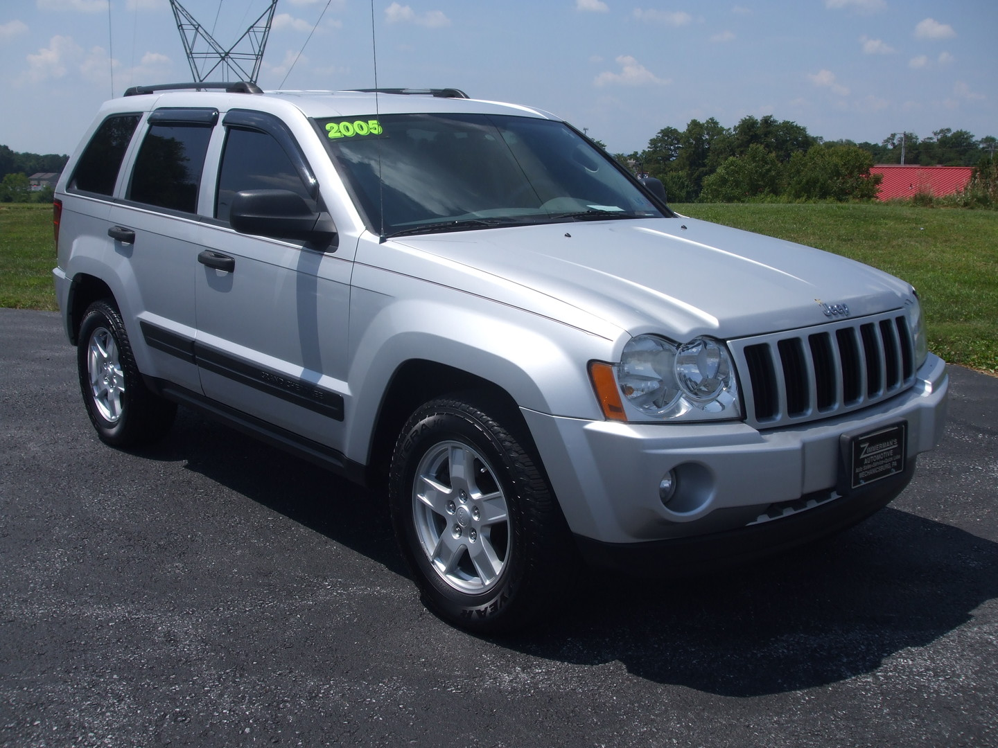 buy 2005 jeep grand cherokee mechanicsburg pa. Black Bedroom Furniture Sets. Home Design Ideas