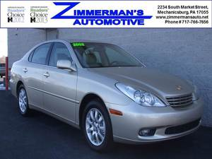2002 Lexus ES 300 4dr Sedan (3.0L 6cyl 5A)