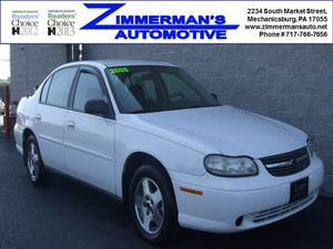 2005 Chevrolet Classic Fleet 4dr Sedan (2.2L 4cyl 4A)