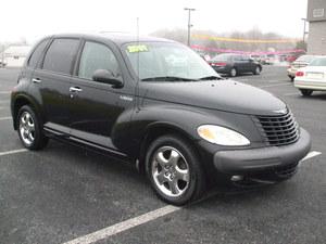 2001 Chrysler PT Cruiser Limited 4dr Wagon (2.4L 4cyl)