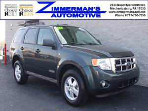 2008 Ford Escape XLT 4dr SUV AWD (3.0L 6cyl 4A)
