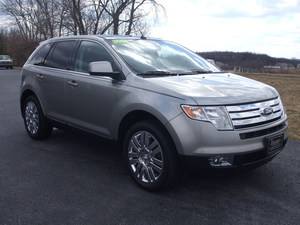 2008 Ford Edge Limited 4dr SUV AWD (3.5L 6cyl 6A)