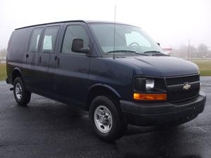 2007 Chevrolet Express Cargo 2500 3dr Van (4.8L 8cyl 4A)