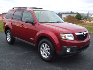 2008 Mazda Tribute i Touring 4dr SUV AWD (2.3L 4cyl 4A)