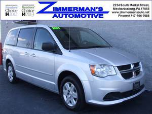 2011 Dodge Grand Caravan Express 4dr Minivan (3.6L 6cyl 6A)