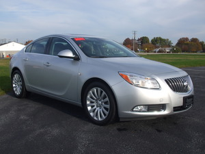 2011 Buick Regal CXL 4dr Sedan (2.4L 4cyl 6A)