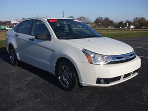 2011 Ford Focus SE 4dr Sedan (2.0L 4cyl)