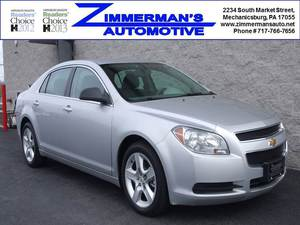 2011 Chevrolet Malibu LS Fleet