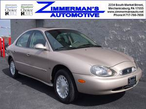 1999 Mercury Sable LS 4dr Sedan