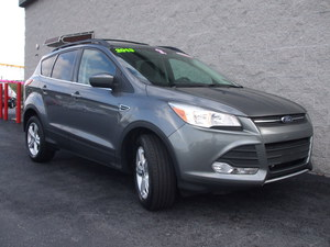 2013 Ford Escape SE 4dr SUV (1.6L 4cyl Turbo 6A)