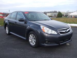 2011 Subaru Legacy 2.5i Premium 4dr Sedan AWD (2.5L 4cyl CVT)
