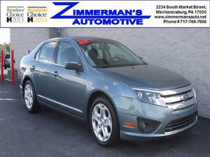 2011 Ford Fusion SE 4dr Sedan (2.5L 4cyl 6)