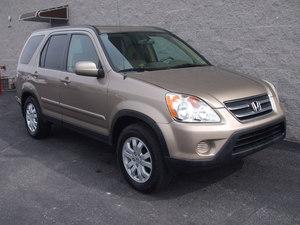 2006 Honda CR-V Special Edition 4dr SUV AWD (2.4L 4cyl 5A)