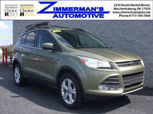 2013 Ford Escape SE 4dr SUV AWD (2.0L 4cyl EcoBoost 6A)